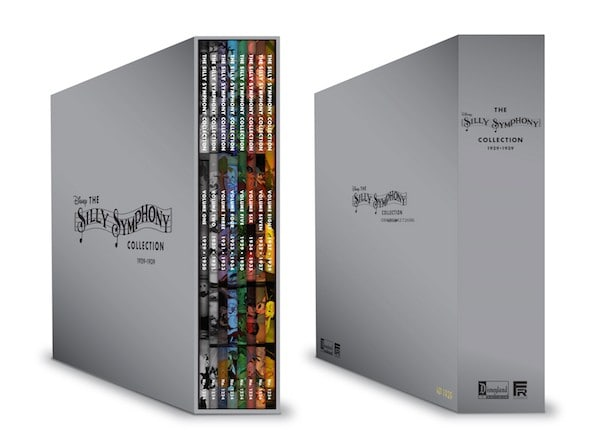 Silly Symphonies box set #DMEd23Expo #D23Expo