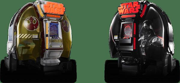 Star Wars Battle Pods - Premium #D23Expo