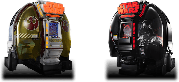Star Wars Battle Pods - Premium #D23Expo