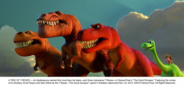 Can't wait to see Disney's The Good Dinosaur! #GoodDino