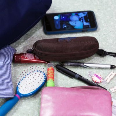 Keep Calm and Lip Balm – What's In Your Bag?