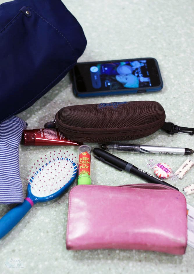 Keep Calm and Lip Balm - What's In Your Bag?