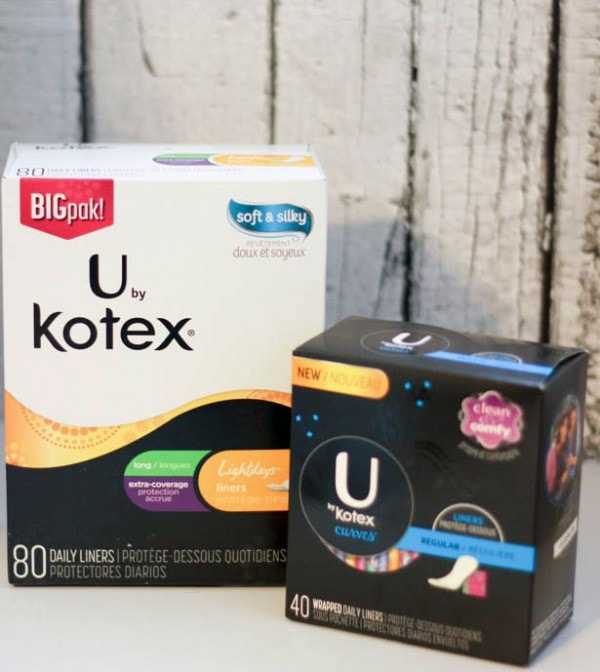 U by Kotex #BringComfyBack