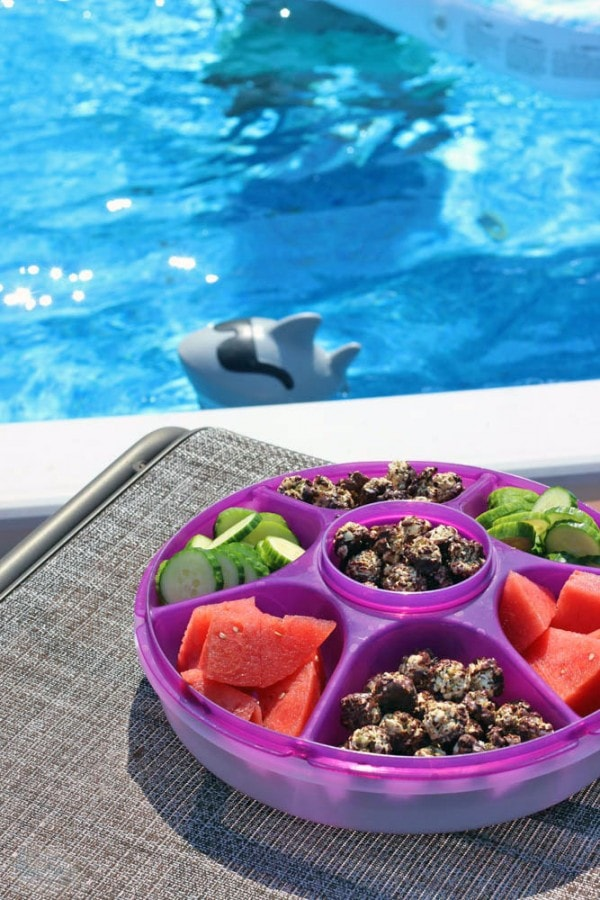 pool snacks