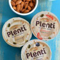 Smarter Snacking with Plenti Greek Yogurt #LandofPlenti #PlentiYogurt