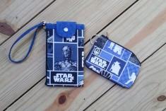 Custom Star Wars Phone Wallet