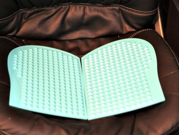 Cellulite Massage Mat - a Work at Home Asset