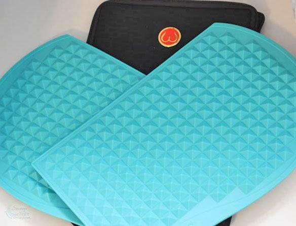 Cellulite Massage Mat – a Work at Home Asset