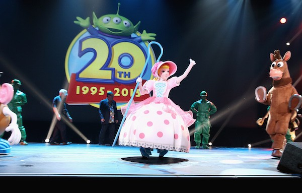 Little Bo Peep is coming back in #ToyStory4 #D23Expo