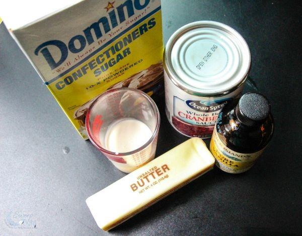 Chocolate Chip Pumpkin Muffins with Cranberry Buttercream Recipe