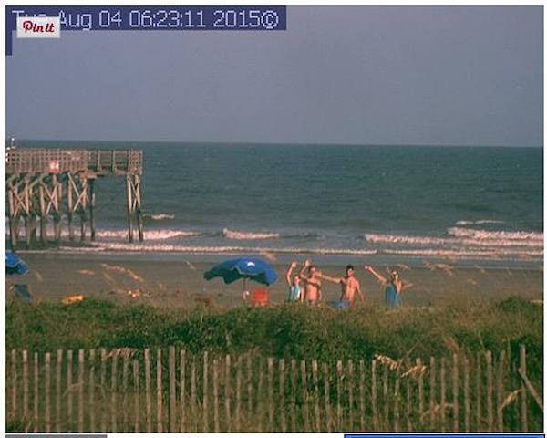 Webcam Isle of Palms