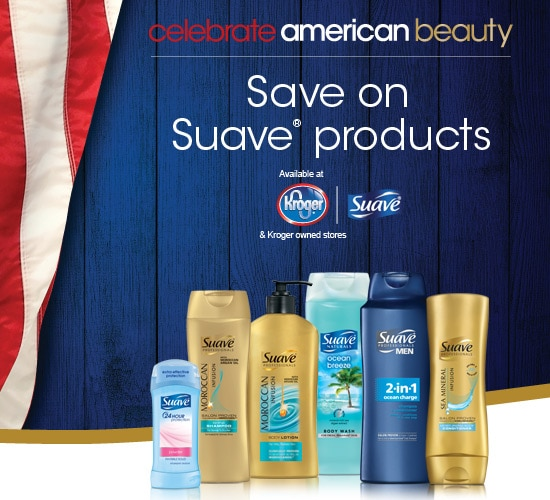 American Beauty Sweepstakes #SuaveAmericanBeauty