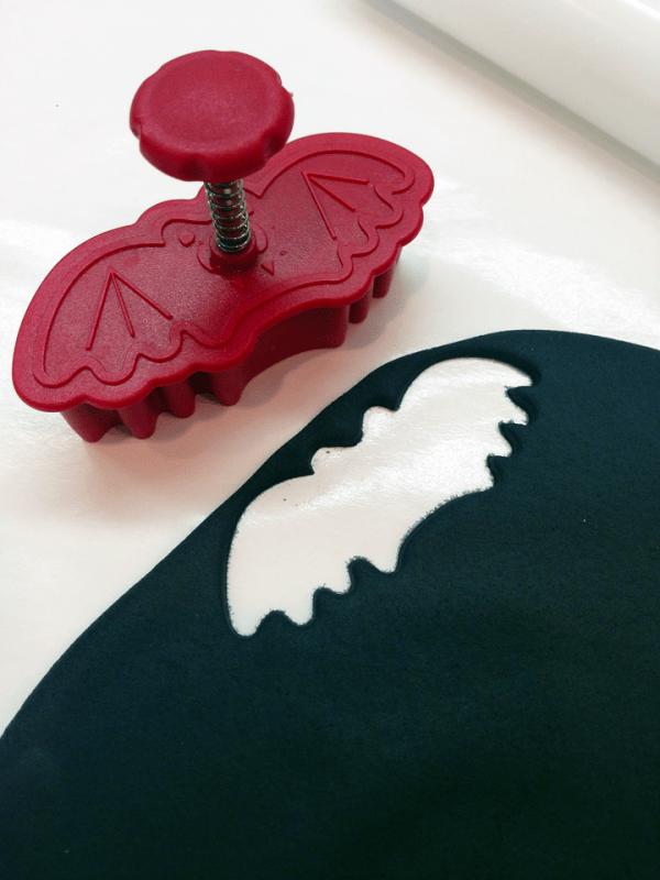 Bat Sugar Cookies Recipe for Halloween