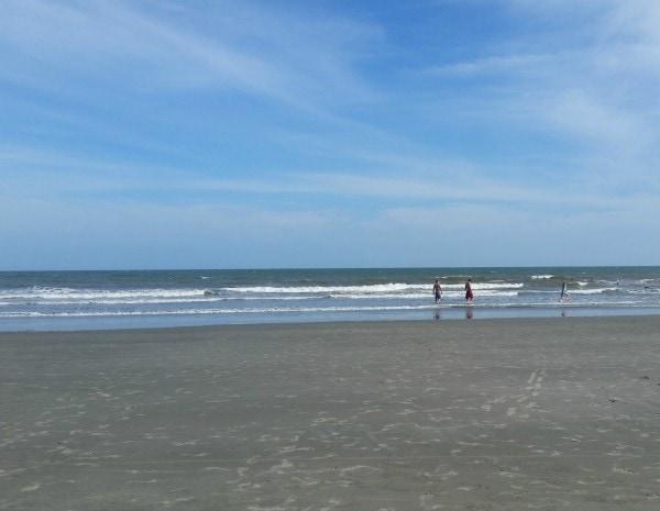 Isle of Palms beach South Carolina #MFRoadTrip