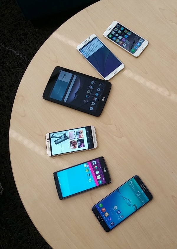 All the latest devices. #SprintMom #MoveForward #IC #ad