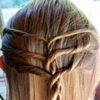 Conair Quick Twist even works on thin fine hair! #QuickTwist #sponsored
