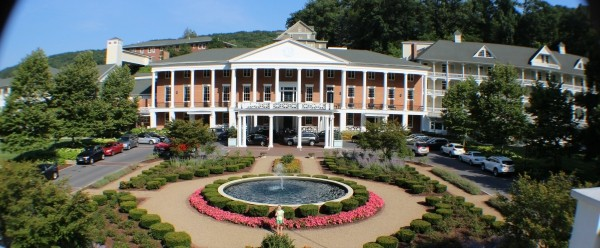 Omni Bedford Springs Resorts in Pennsylvania in the Allegheny Mountains #MFRoadTrip