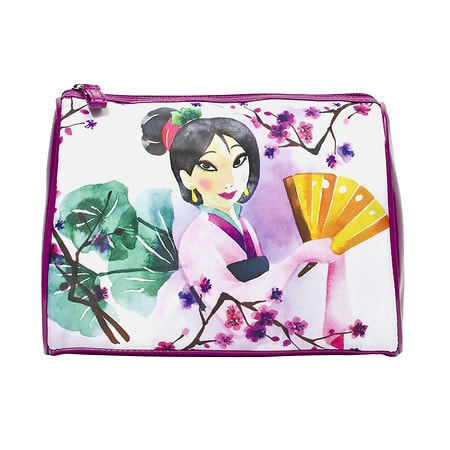 Mulan makeup bag