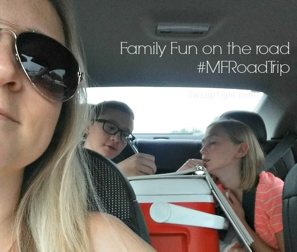 Family fun on the road Allegheny Mountains #MFRoadTrip