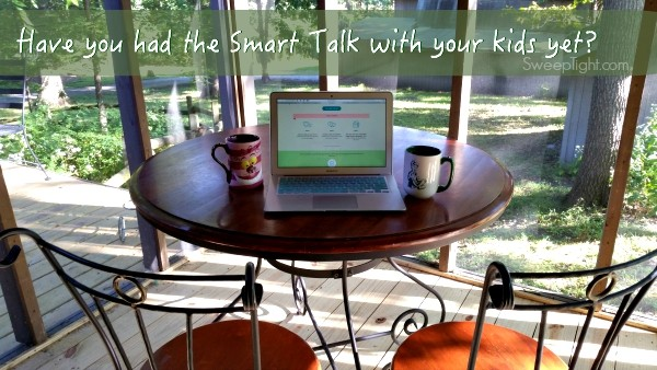 Have you had the Smart Talk with your kids yet? #TheSmartTalk #CG #spon