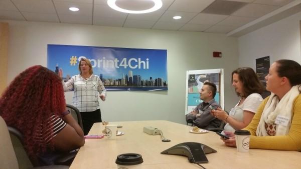 Sprint Chicago Regional Event #SprintMom #MoveForward #IC #ad