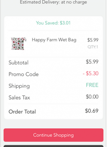 Score super deals like this with the free PatPat app! #spon