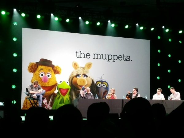 The Muppets Will Crack You Up Tuesday Evenings on ABC