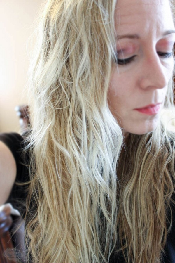 Get Touchable Wavy Hair #YSYW