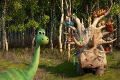 The Good Dinosaur Movie – A New Poster and Trailer