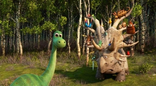 The Good Dinosaur movie