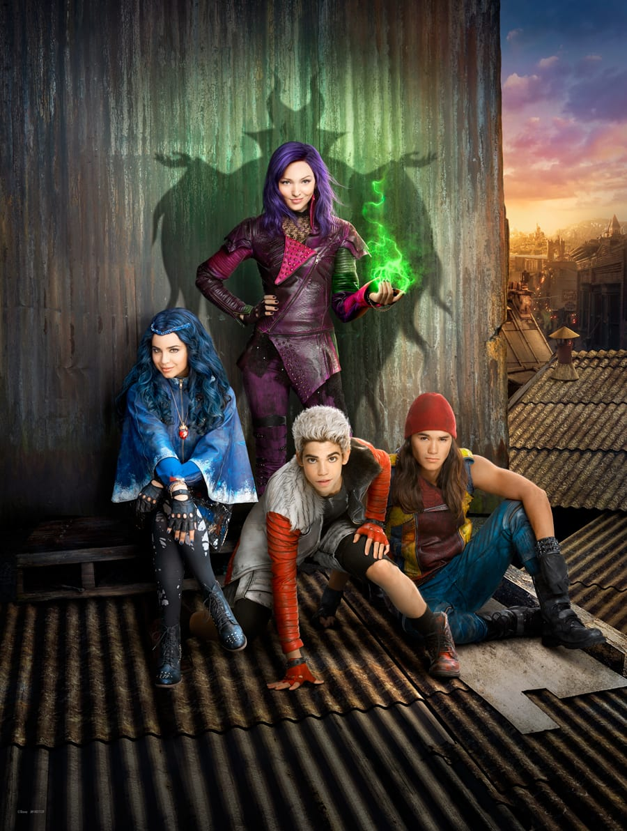 Disney's Descendants Will Have a Descendant