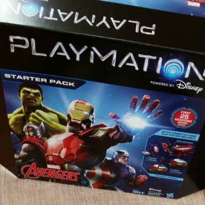 Having a Blast with the Playmation Avengers Starter Pack
