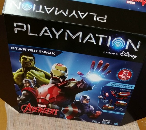 Check out our very first Playmation experience! #DisneyInteractive #Playmation #D23Expo