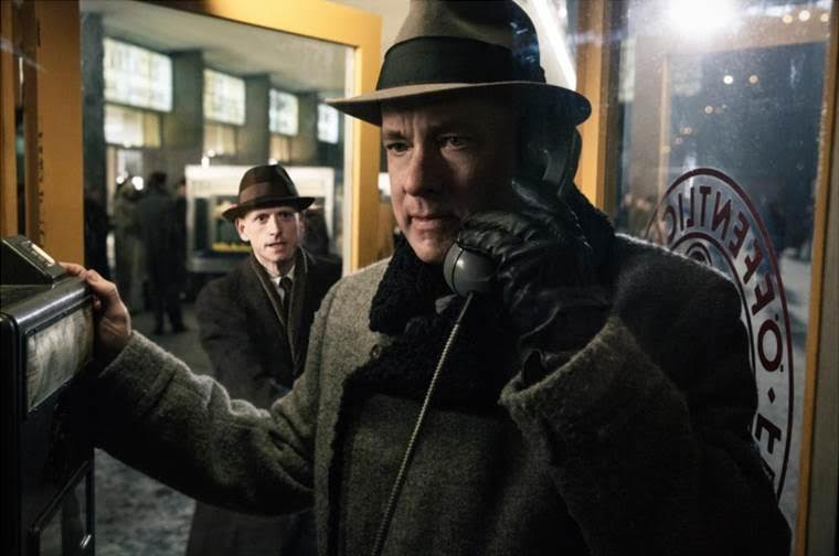 Bridge of Spies – The Perfect Date Night Movie