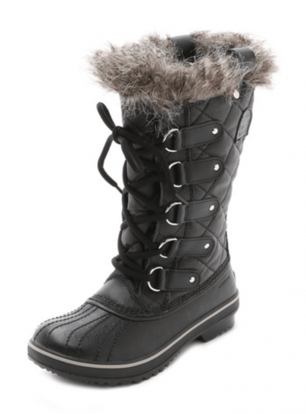 Sorel Tofino Canvas Boots