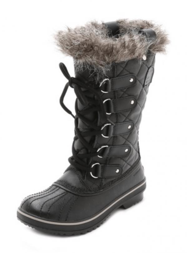 Sorel Tofino Canvas Boots