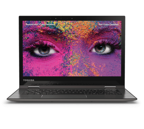 Toshiba Satellite Radius 12 - Powerful 2-in-1 Tech