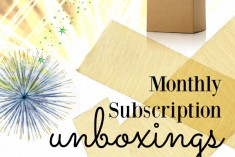 Beauty Subscription Boxes Unboxing Videos
