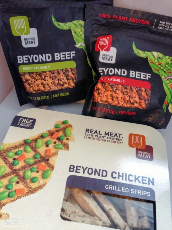 Beyond Meat Taste Test Challenge