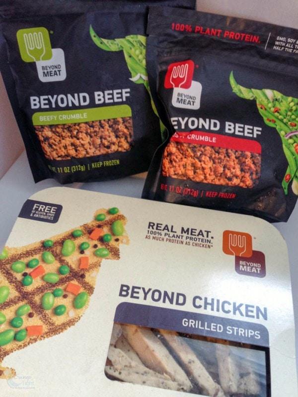 Beyond Meat Taste Test Challenge