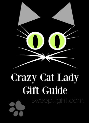Gift guide for the Crazy Cat Lady