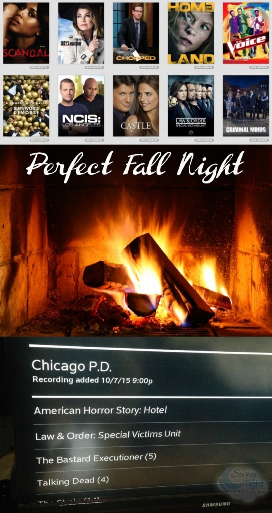 Fall TV Shows for Perfect Fall Nights