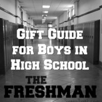 The ultimate gift guide for Freshman boys in high school