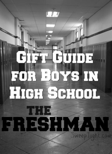 11 Gift Ideas for Boys in High School – Freshman