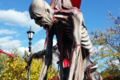 Fright Fest at Six Flags Great America