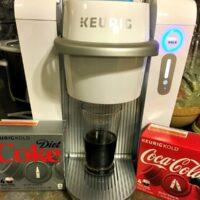 Make Coca-Cola at Home with Keurig Kold
