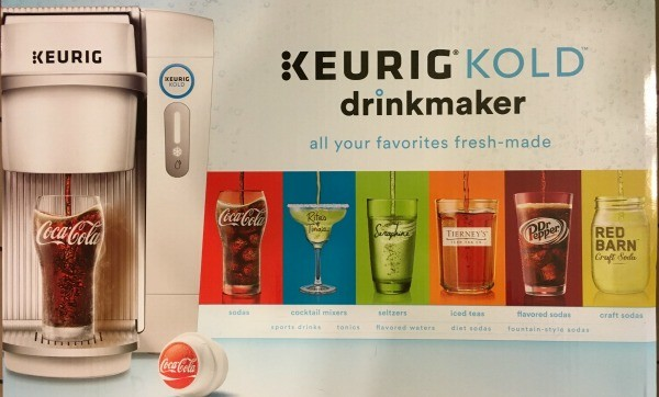 Make Coca Cola At Home With Keurig Kold Sweep Tight