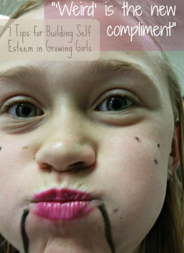 7 Tips for Building Self Esteem in Growing Girls