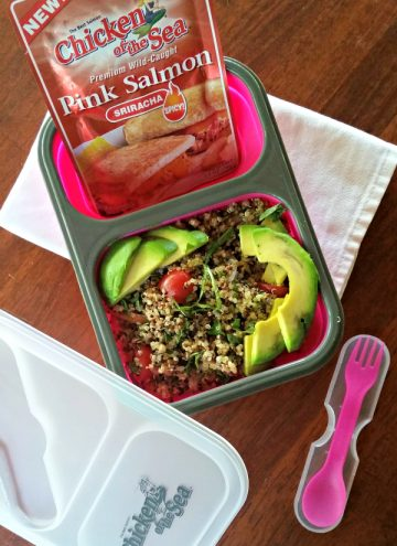 Easy Salmon Salad Recipe for Lunches On the Go