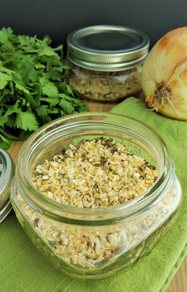Homemade Onion Soup Mix Recipe